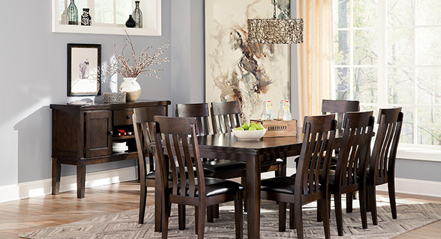Haddigan 5 Piece Dining Room Set